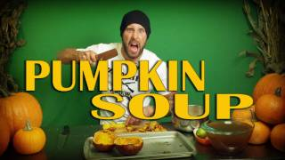 Pumpkin Soup Recipe | Vegan | The Vegan Zombie