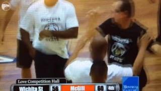Gregg Marshall ejected from exhibition game