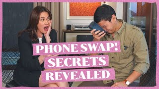 SHOW ME YOUR PHONE WITH @Enchong Dee | Bea Alonzo