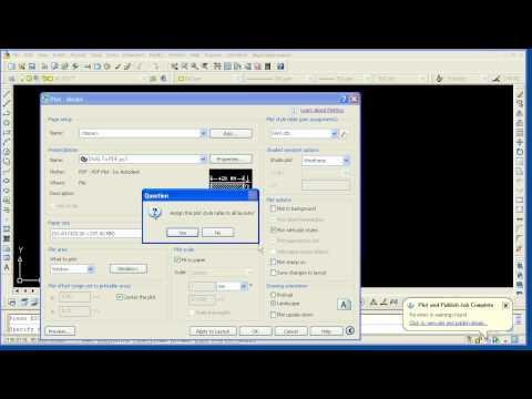 แปลงไฟล์cad เป็น pdf ง่ายๆ.avi