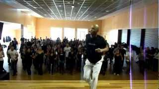 Sergiosalsa- Salsa teacher&dancer in Paris  ( Pachanga - Moving de Thiais )