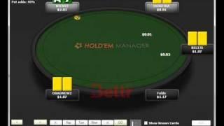 Самоучитель по Покеру от Bettr.ru — Разбор раздач. Часть 1/2