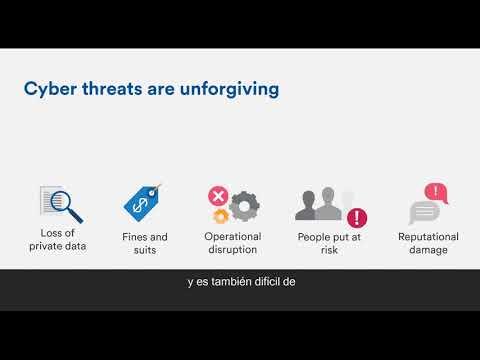 Seguridad cibernética: Evaluación y mitigación de riesgos cibernéticos