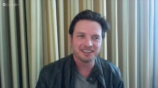Video Aden Young ('Rectify') on playing 'confused and broken' ex-con download MP3, 3GP, MP4, WEBM, AVI, FLV Agustus 2017