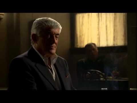 The Sopranos - Tony, Bobby And Silvio Sitdown With Phil