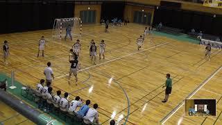 2019年IH ハンドボール 男子 1回戦 市川(千葉)VS 青森中央(青森)