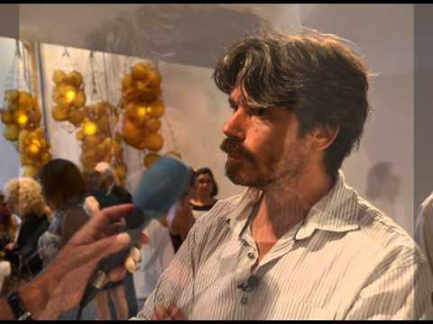Heropening Galerie Guy Pieters St Paul de Vence interview Koen Vanmechelen