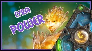 The power of Lyra | Resurrect priest | The Boomsday Project | Hearthstone