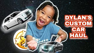 Epic Car Show Off - World Famous Toy Car Collection 🔥HAUL VIDEO🔥 | Dylan Amare'