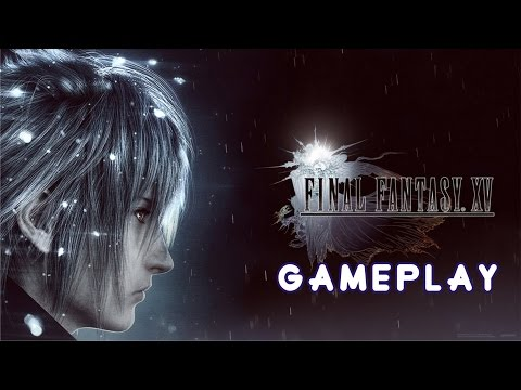 FINAL FANTASY XV Quest and mp3 player