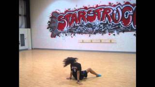 Tyanna 13 yrs choreo 2 Jo Jo Marvin