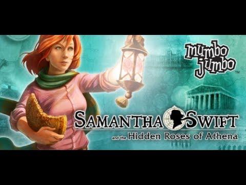 Samantha Swift And The Hidden Roses Of Athena - Walkthrough: Rome Palatine Hill