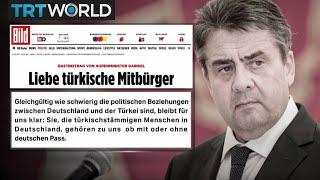 Strait Talk: The dilemma of German-Turks in 2017 election