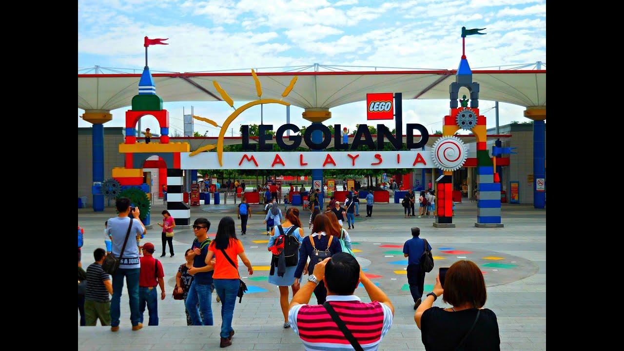 Follow Me Around | Theme Park | Legoland Malaysia Resort ...