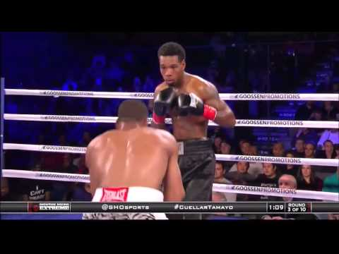 Julian Williams vs Jamar Freeman full fight 21 -12- 2014