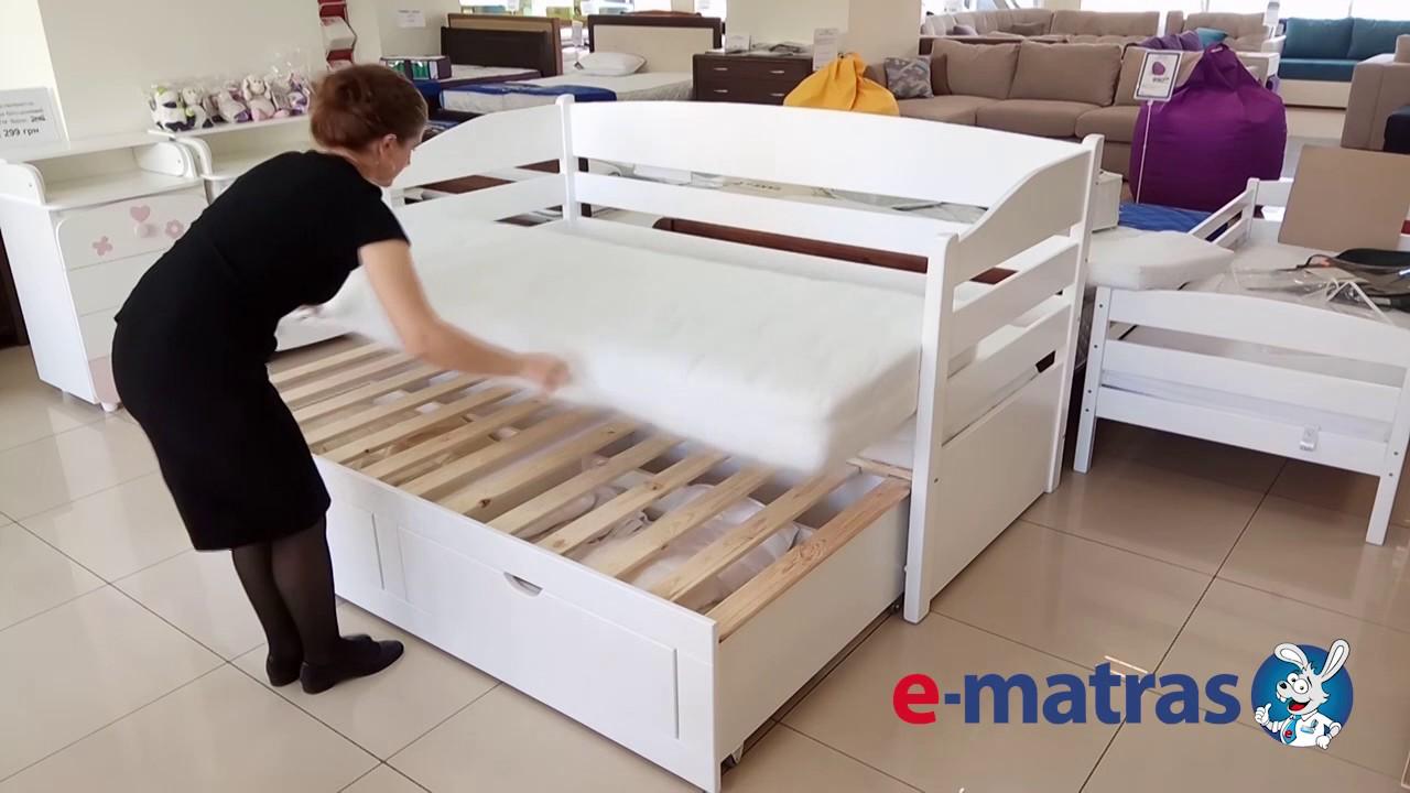 Кровать с выдвижным спальным местом рекомендации