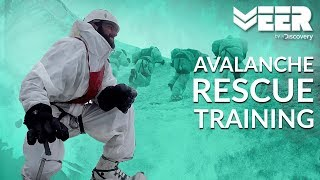 Indian Army: Avalanche Rescue Training | High Altitude Warfare School E4P2 | Veer by Discovery