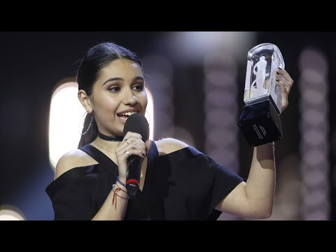 Alessia Cara Wins Pop Album of the Year at The 2017 JUNO Awards