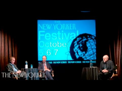 Martin Amis and Ian Buruma on monsters - The New Yorker Festival
