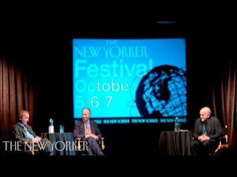 Martin Amis and Ian Buruma on monsters - The New Yorker Festival