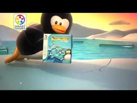 Настольная игра Пингвины на льду, Smart Games