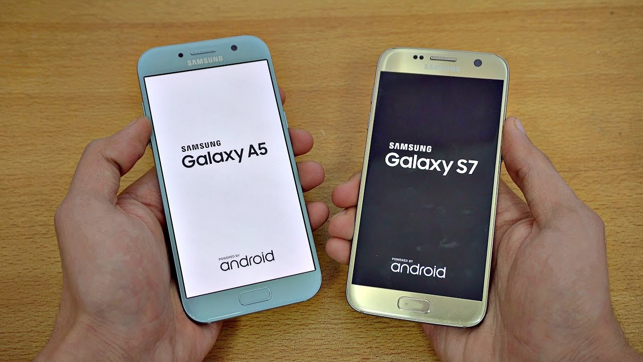 samsung a5 2019 vs iphone 6 camera