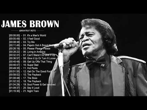 James Brown's Greatest Hits