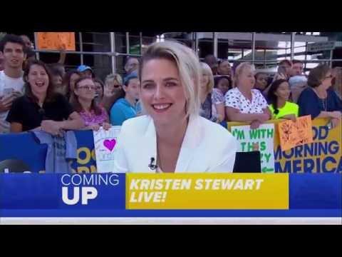 Kristen Stewart - Full Interview [07.11.2016]