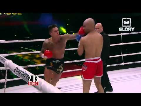GLORY 6 Istanbul - Karim Ghajji vs Nieky Holzken (Full Video)