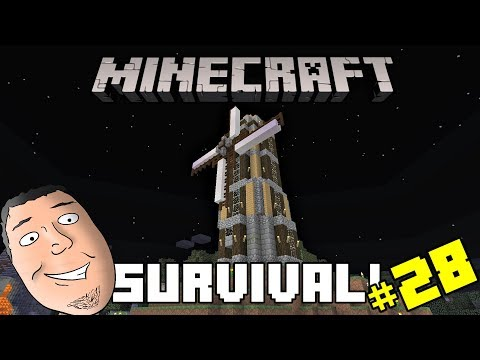 Minecraft Survival #28 | The Mill of Windyness!