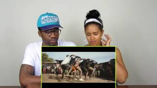 New french montana video   unforgettable ft  swae lee ouple reaction