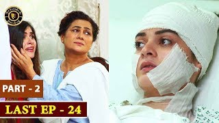 Hassad Last Episode 24 |  Minal Khan | Top Pakistani Drama