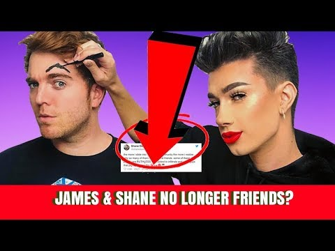 SHANE DAWSON DISSES JAMES CHARLES? thumbnail