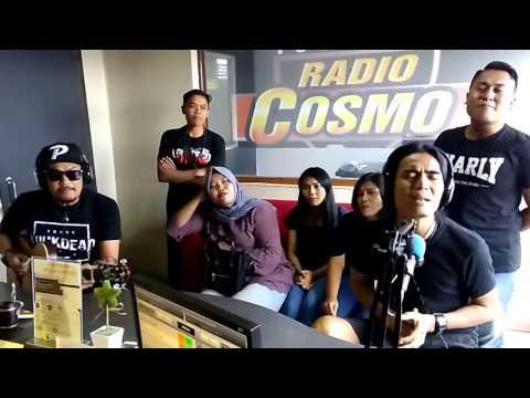 Setia Band - Bintang Kehidupan (Nyanyi Bareng Setiaku di Radio Cosmo)
