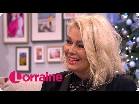 80s Pop Icon Kim Wilde On Her New Christmas Album | Lorraine