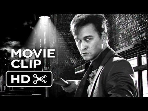 Sin City: A Dame To Kill For Movie CLIP - Johnny Fight (2014) - Joseph Gordon-Levitt Thriller HD
