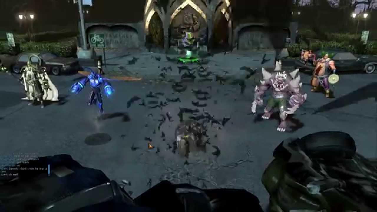 Infinite Crisis: Batman