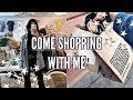 SHOP WITH ME: holiday outfit ideas for college girls