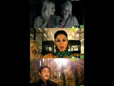 Jai ho(You Are My Destiny) Remix by Pussycat dolls and A.R. Rahman