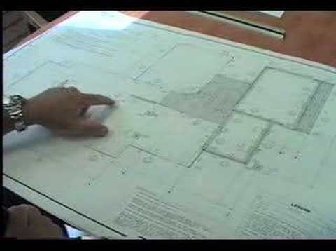 Learning to Read a Blueprint with Thomas Kern - YouTube - reading blueprints