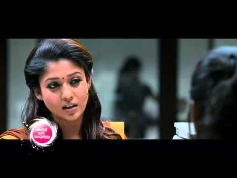 Raja Rani Dialogue Spot   Arya and Nayanthara