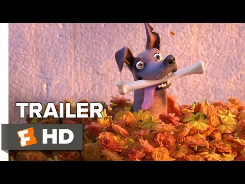 Coco 'Dante's Lunch' Teaser Trailer (2017) | Movieclips Trailers