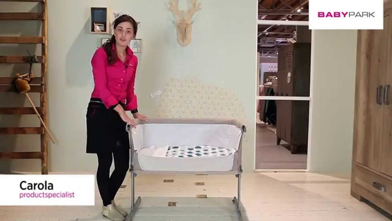 chicco next 2 me wieg review youtube. Black Bedroom Furniture Sets. Home Design Ideas