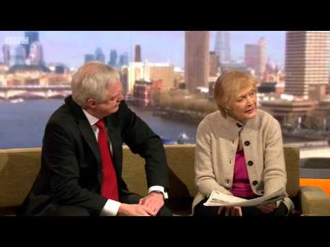 David Davis and Sue MacGregor review the Sunday papers Dec 15 2013