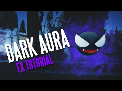 Aura Oscura de Gastly | Tutorial After Effects