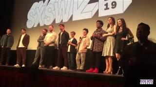 'GOOD BOYS' Movie Premiere Q&A | Seth Rogen and Jacob Tremblay