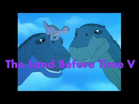 The Land Before Time V soundtrack Always there intro 2