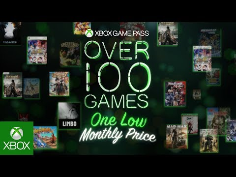 Xbox Game Pass - More is on the Menu