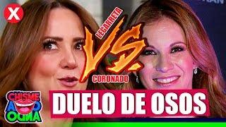 ANDREA LEGARRETA VS INGRID CORONADO: DUELO DE OSOS, ¿QUIÉN GANARÁ? ★ #CHISMEANDOANDO #ESPECTÁCULOS