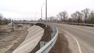 В Алексеевском районе открыли новый мост